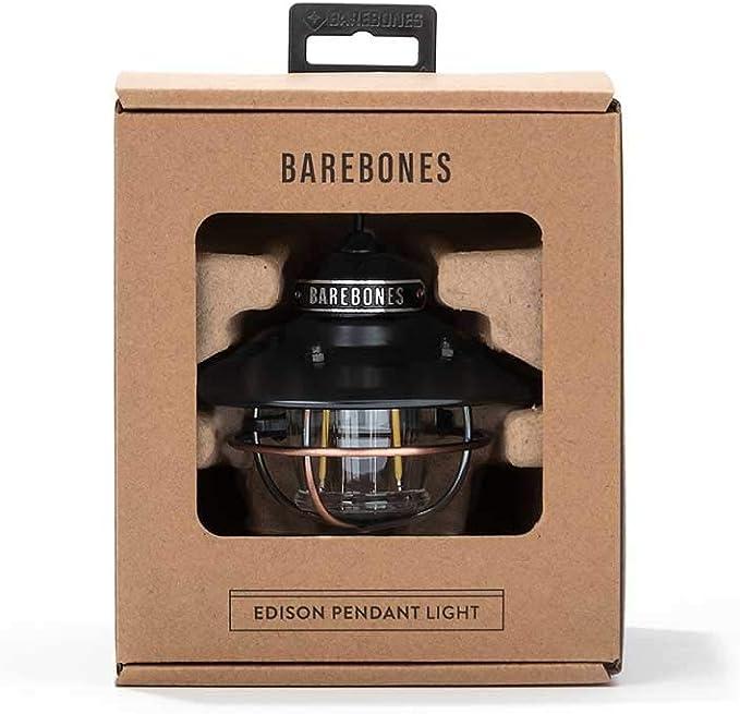 Amazon.com: BareBones Edison - Lámpara de techo: Jardín y ...