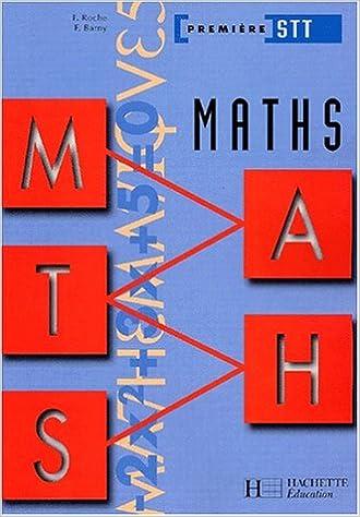 En ligne téléchargement Mathématiques 1re STT : Livre de l'élève pdf, epub
