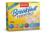 Carnation Instant Breakfast Essentials,Classic French Vanilla, 10-Count, 1.26-Ounce Packets (Pack of 3)