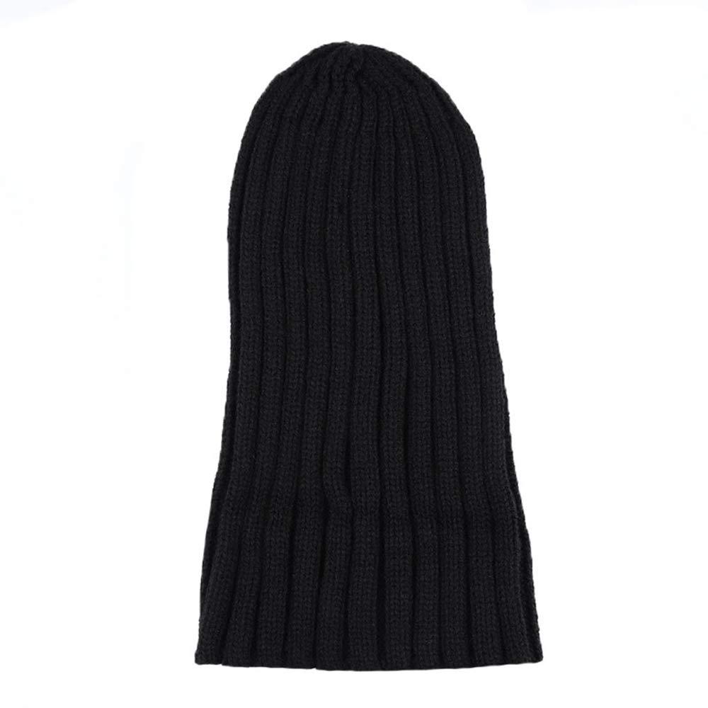 MJ-Young New Female Autumn Hat Winter Cap for Women Beanie Girls Knitted Cap Skull Warm Hat Bonnet Hat