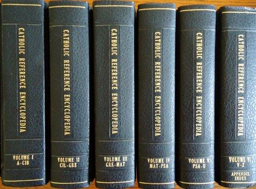 Catholic Reference Encyclopedia, Six Volume Set