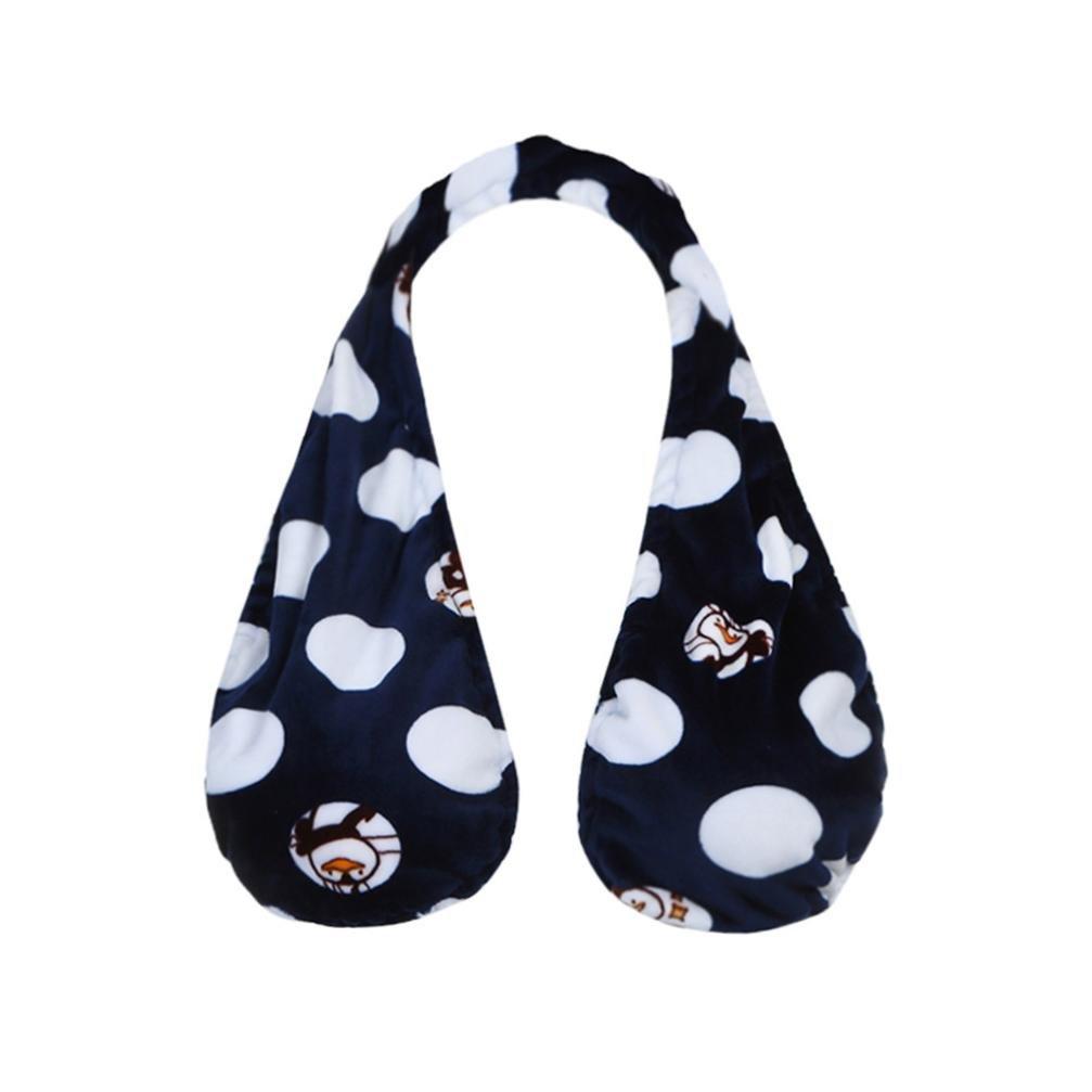 Ta-Ta Towel Bra, Keepwin Women's Printed Comfortable Soft Boob Sweat Sport Towel Bra - Great for Pregnant or Breastfeeding Moms JHOPE17081901