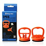 heavy duty tools - Kingsdun Heavy Duty Suction Cup, Universal Suction Cups Opening Repair Tool Kit for iMac, iPhone, iPad,Tablet Computer and other LCD Screen Removal - 2 PACK