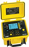 AEMC 5070 Megohmmeter with RS232 Output and Automatic Step Voltage, 10 Teraohms Resistance, 5000V Voltage