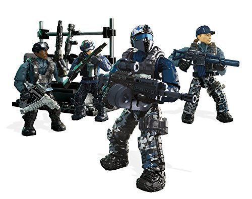 Mega Construx Call of Duty Surface Troops Building Set (FDY74)