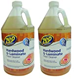 zep hardwood floor cleaner - Enforcer ZUHLF128 128-Ounce Professional Strength Hardwood and Laminate Floor Cleaner (2 Gallons)
