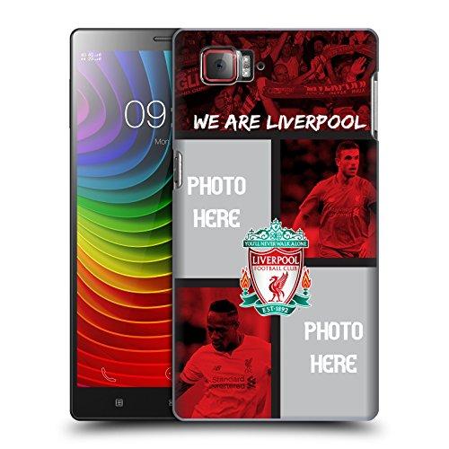Personalisierte Individuelle We Are Liverpool Liverpool FC Hard Case Hülle Für Lenovo Vibe Z2 Pro / K920