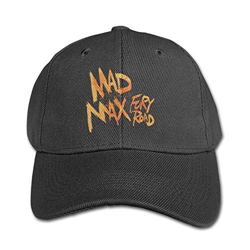 ACMIRAN Mad Max Fury Road Soft Trucker Hat One Size Black