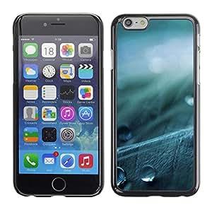 PC/Aluminum Funda Carcasa protectora para Apple Iphone 6 Plus 5.5 Plant Nature Forrest Flower 78 / JUSTGO PHONE PROTECTOR