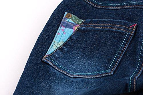 212 Azul Mini Vaqueros Indigo para Jeans Sigikid Niñas wfgAxPq