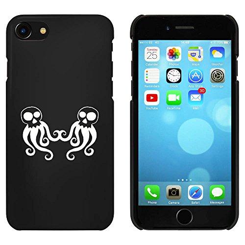 Schwarz 'Schädel Oktopus' Hülle für iPhone 7 (MC00058119)