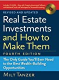 img - for Real Estate Investments and How to Make Them (Fourth Edition): The Only Guide You'll Ever Need to the Best Wealth-Building Opportunities Paperback   May 1, 2007 book / textbook / text book