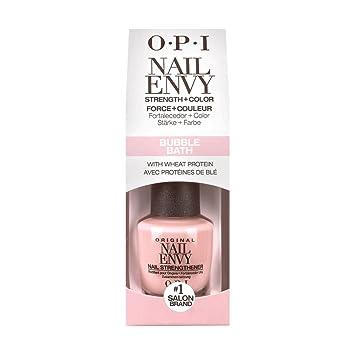 Amazon.com: OPI Nail Envy Nail Strengthener, Bubble Bath: Luxury Beauty