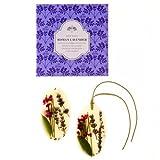 Rosy Rings Roman Lavender Botanical Wax Sachet