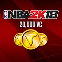 NBA 2K18: 20000 VC - PS3 [Digital Code]