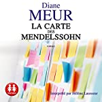 La carte des Mendelssohn | Diane Meur