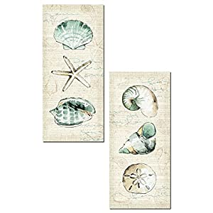 5186ETK%2B91L._SS300_ Beach Wall Decor & Coastal Wall Decor