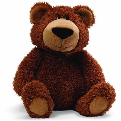 Gund 'Hubble' Brown Teddy Bear Plush