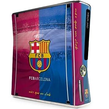 F C Barcelona Xbox 360 Skin Slim dones, Y, tarjetas de boda ...