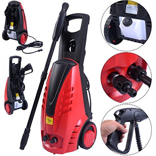 PROSPERLY U.S.Product Heavy Duty 2030PSI Electric High Pressure Washer 2000W 1.76GPM Jet Sprayer New