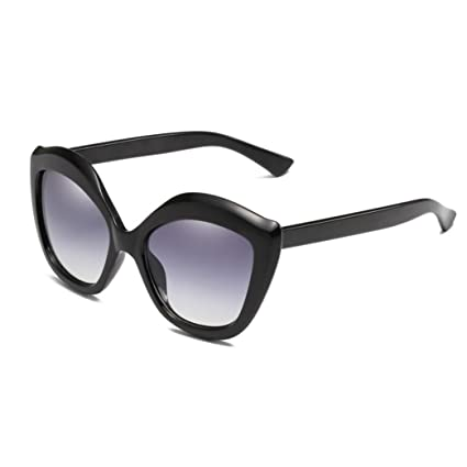 8caa2b86f8a9 Image Unavailable. Image not available for. Color  Mintu Fashion Unisex Cat  Eye Sunglasses
