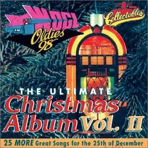 Wogl Fm 25 Days Of Christmas 2020 Wogl Oldies 98.1Fm   Ultimate Christmas Album Vol.2: VARIOUS