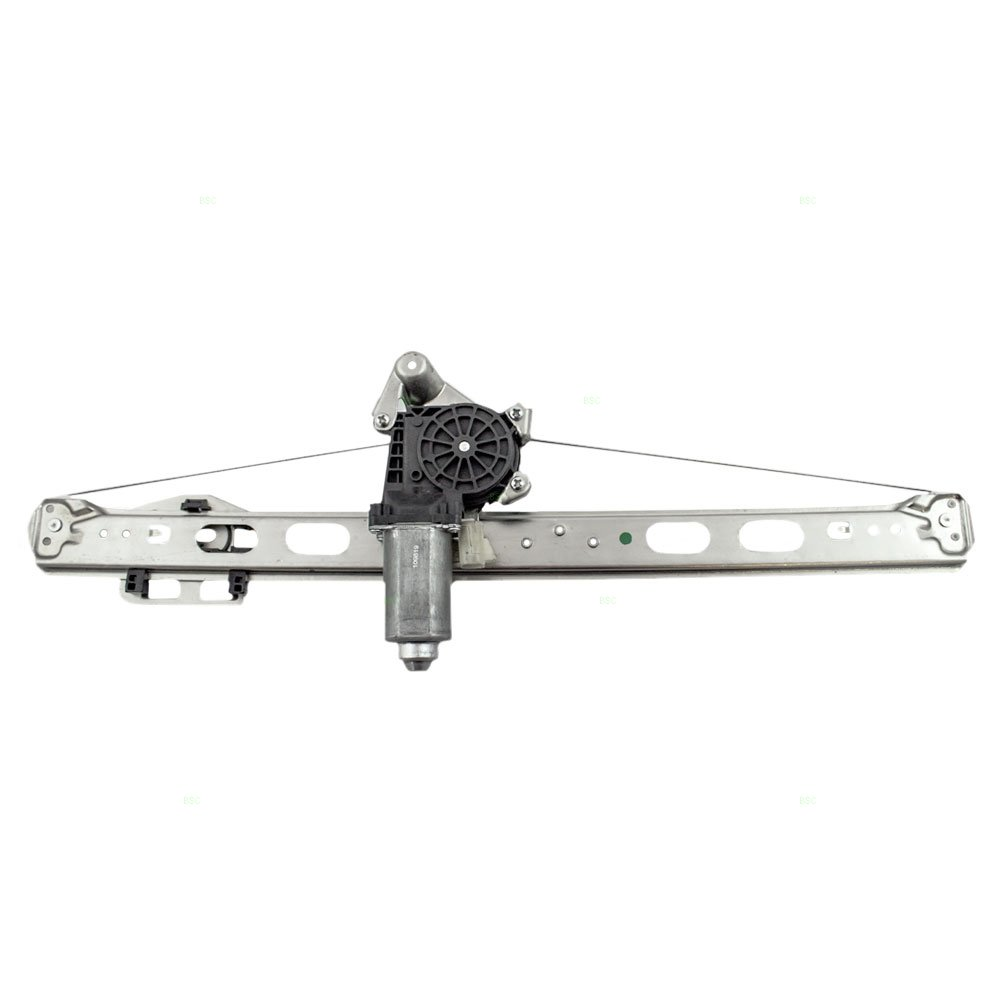 Drivers Rear Power Window Lift Regulator with Motor Assembly Replacement for Mercedes-Benz