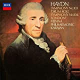 ハイドン:交響曲第103番「太鼓連打」&第104番「ロンドン」/ベートーヴェン:交響曲第7番