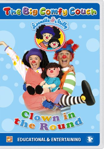 The Big Comfy Couch, Vol. 1 - Clown In The Round (Top Selling Couches)