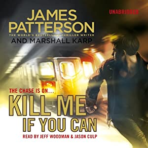 Kill Me If You Can Audiobook