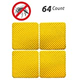 Mosquito Repellent Patches 64-COUNT- All Natural Non-Toxic DEET-free Citronella - Strongest Formula- 100% Pure Essential Oils - Ideal for Outdoors, Camping - Make the Most of your Summer