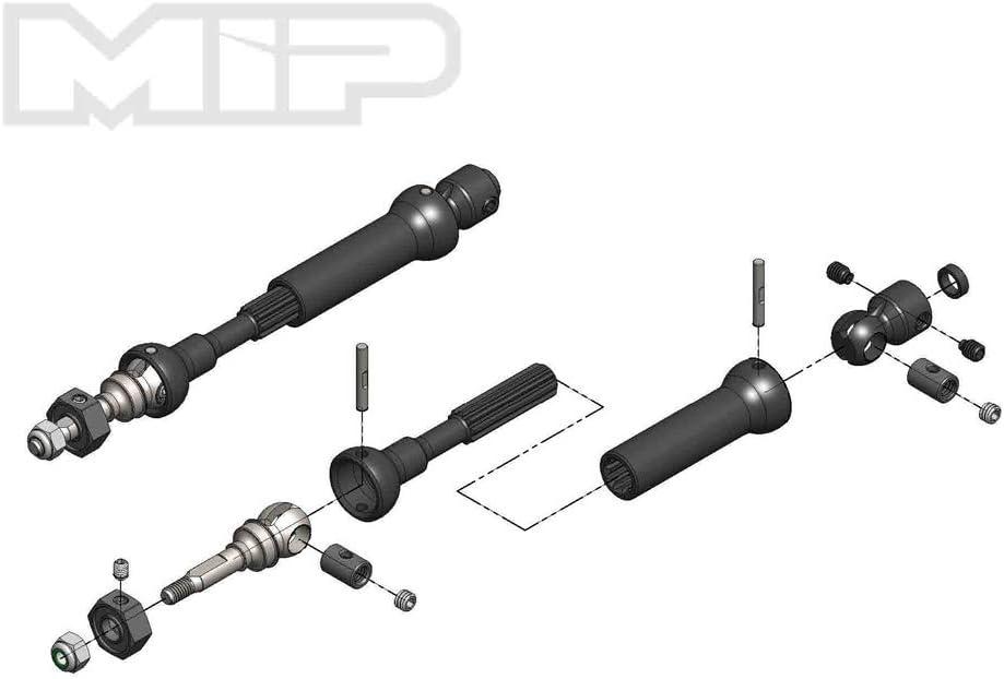 MIP CVD Drive Kit Fr 87mm-112mm w//10mmx5mm Bearing MIP18150