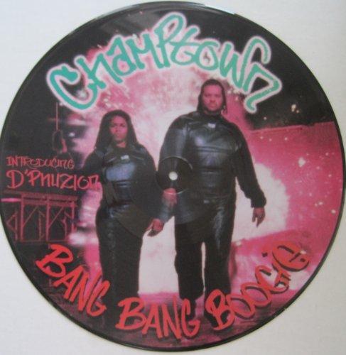 12 Inch Vinyl Disc Single - 5