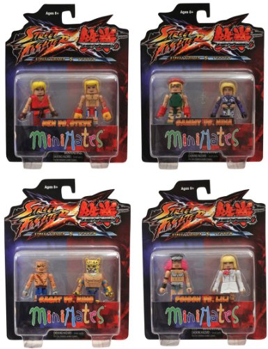 street-fighter-x-tekken-minimates-mini-figure-set-of-4
