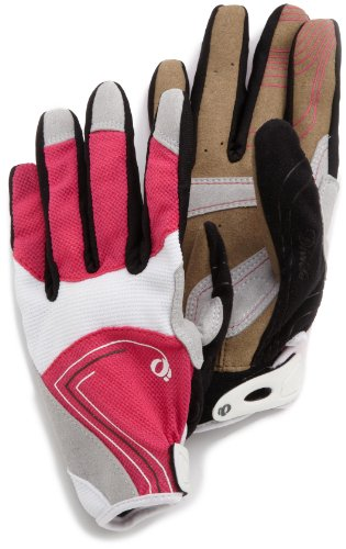 Pearl Izumi Women's Divide Glove, Pink Punch, Large