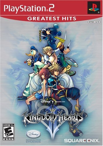 Kingdom Hearts II - PlayStation (Kingdom Hearts Video Game)