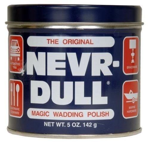 George Basch Co. The Original (Never) NEVR-DULL Magic Wadding Polish ()