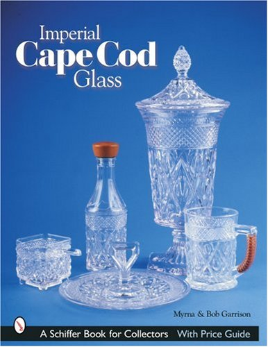 Imperial Cape Cod Glass -