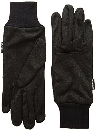Seirus Innovation Thermalux Heat Pocket Gloves Liner, Black, (Heat Pocket Glove Liner)