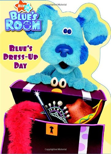 BLUE'S DRESS-UP DAY ebook