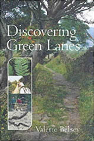 Book Discovering Green Lanes