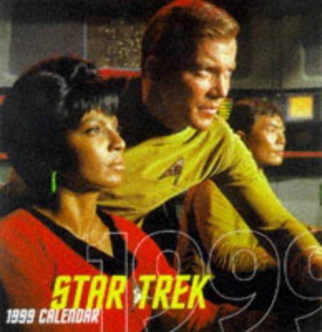 Star Trek 1999 Calendar by