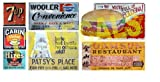 HO Scale Food & Beverage Building / Structure Decals #5