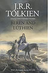 Beren and Lúthien Hardcover