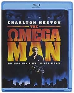 The Omega Man [Blu-ray] (Bilingual) [Import]