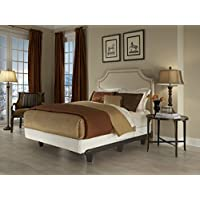 Embrace Bed Frame - King - Brown