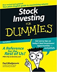 Image of the product Stock Investing For that is listed on the catalogue brand of Brand: For Dummies.