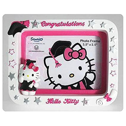 d3cdfe699e897 Hello Kitty Frame Graduation Style