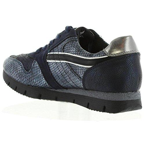 Chaussures de sport pour Femme BASS3D 41233 METALIZADO NAVY