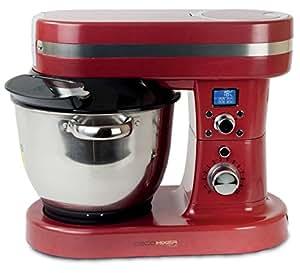Cecomix plus robot de cocina y amasador color plata hogar - Cecomix opiniones ...